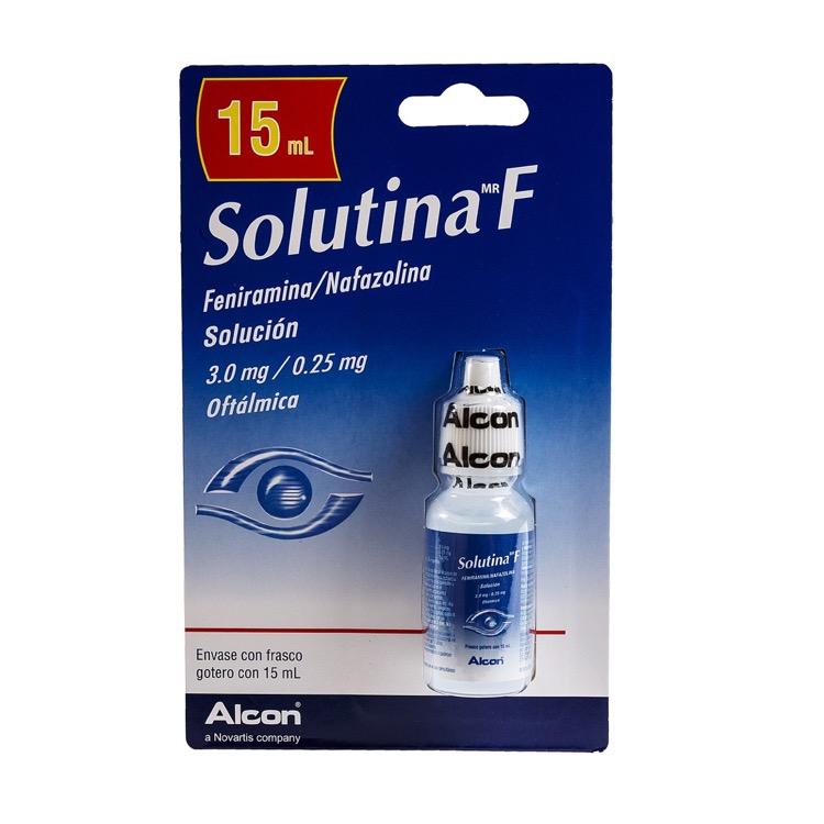 SOLUTINA F BLIS SOL 15ML