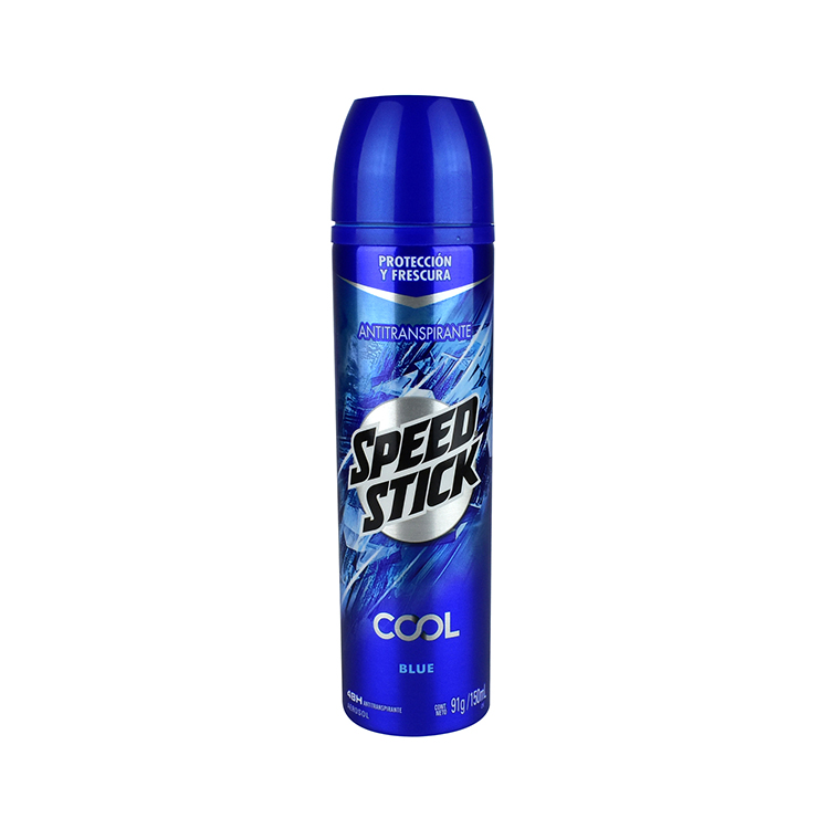 SPEED STICK COOL BLUE AER150ML