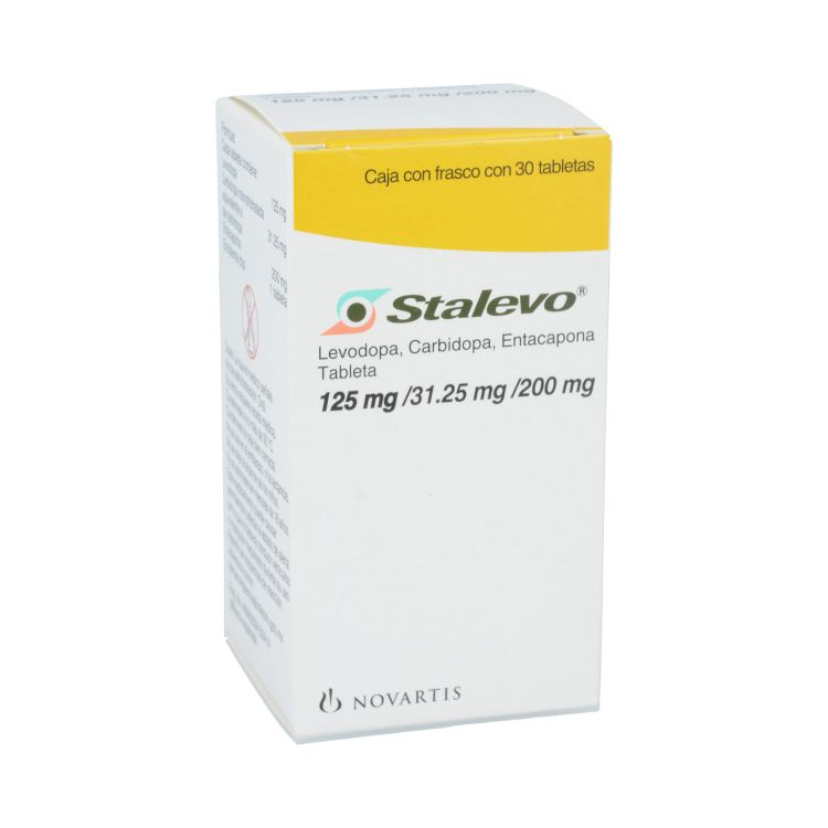 STALEVO 125/31 25/200MG TAB C30