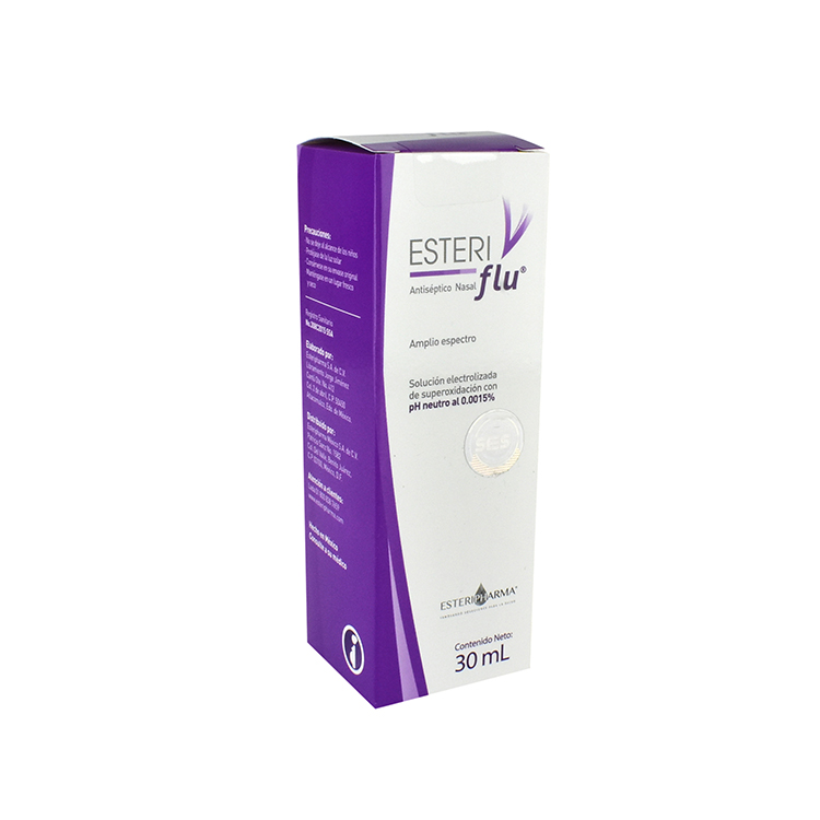 Esteriflu Nasal 30 Ml 1 Frasco Solucion