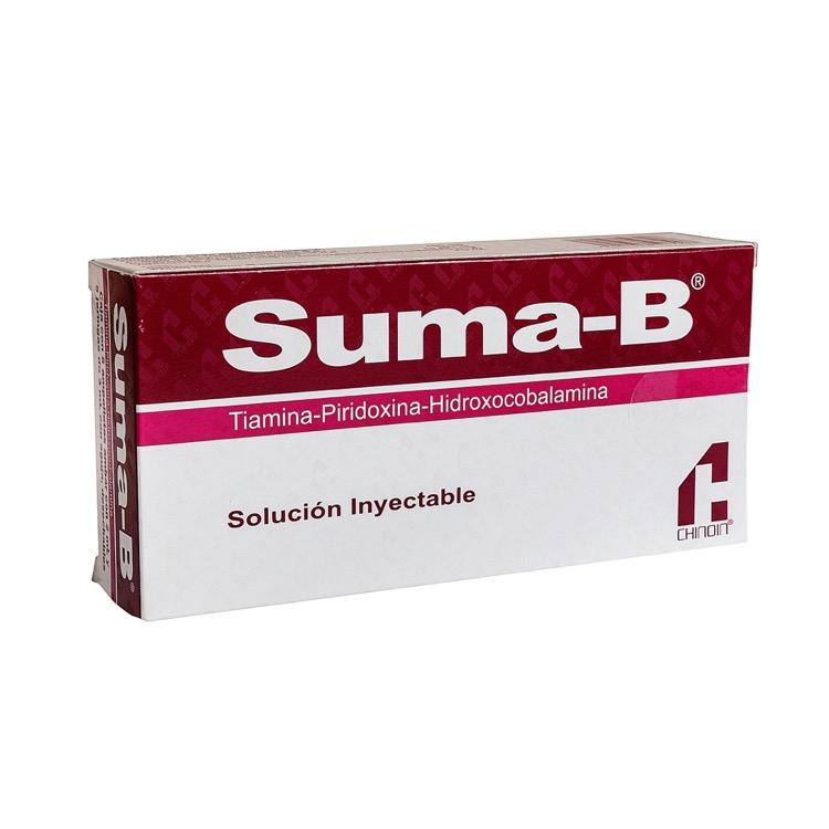 SUMA B SOL INY AMP C5