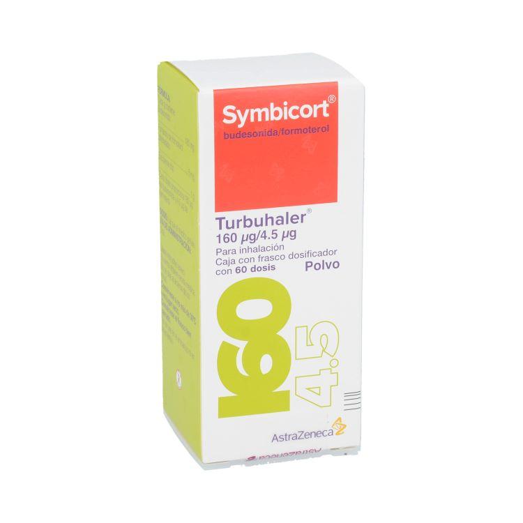 SYMBICORT TURB 160/4 5MCG60DOS