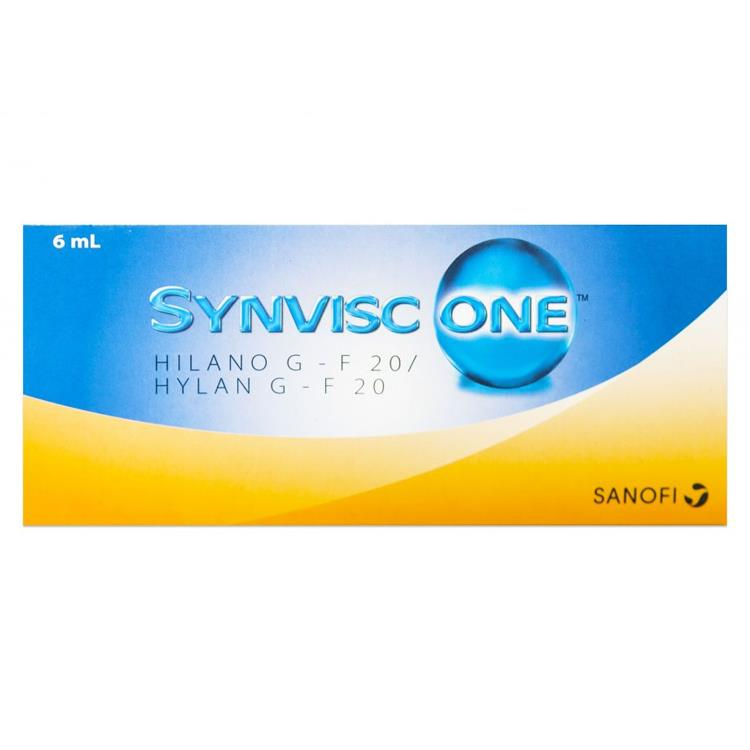 Synvisc One Iny 6ml Amp C1