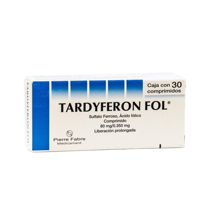 TARDYFERON FOL CPR C30