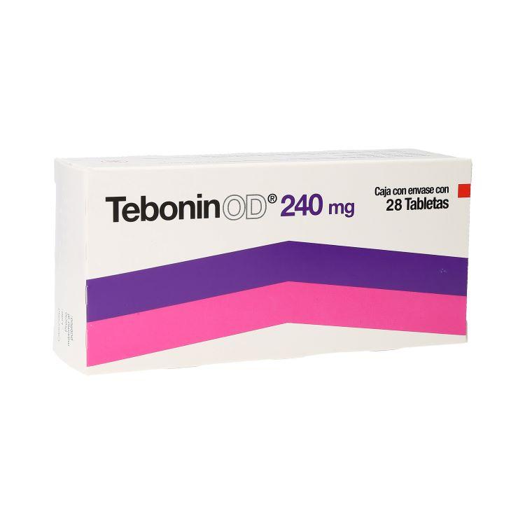 TEBONIN OD 240MG TAB C28