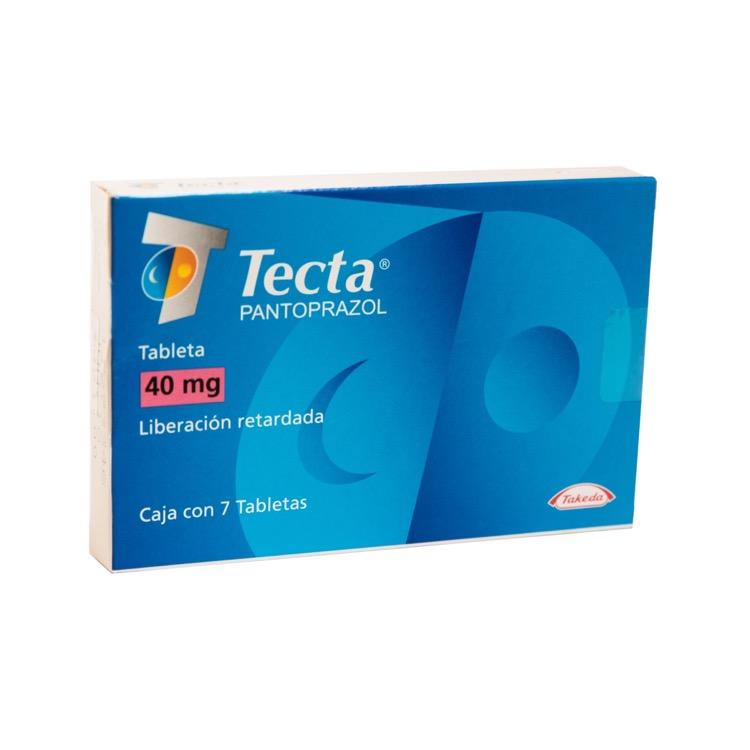 TECTA 40MG TAB C7