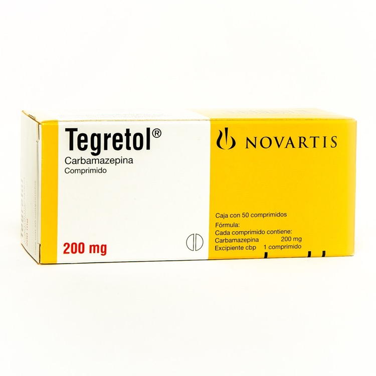 TEGRETOL 200MG CPR C50