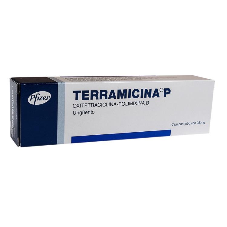 TERRAMICINA TOP PDA 28 4G