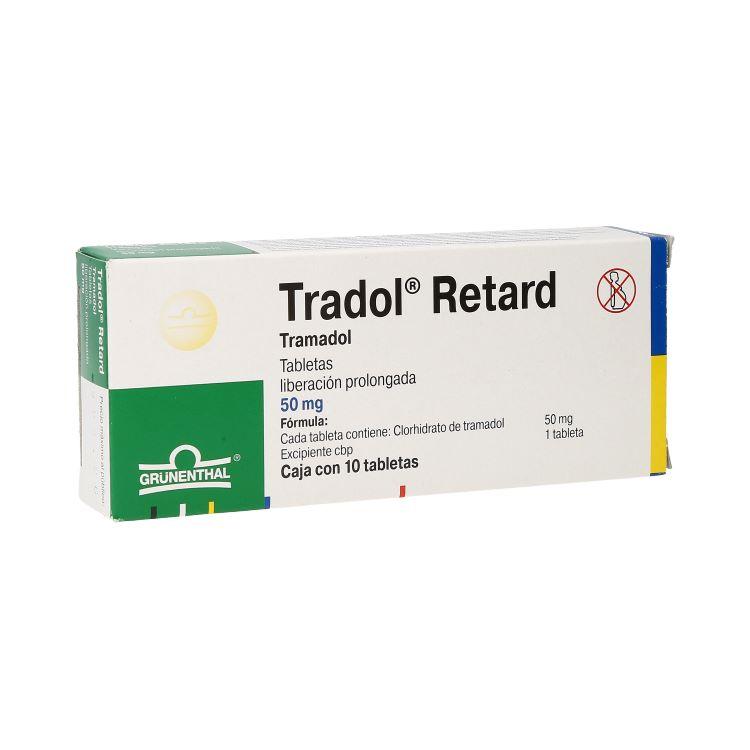 TRADOL RTRD 50MG TAB C10