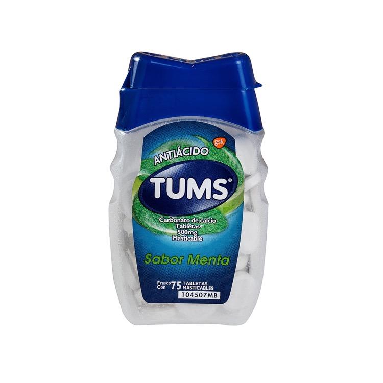 TUMS MTA TAB C75