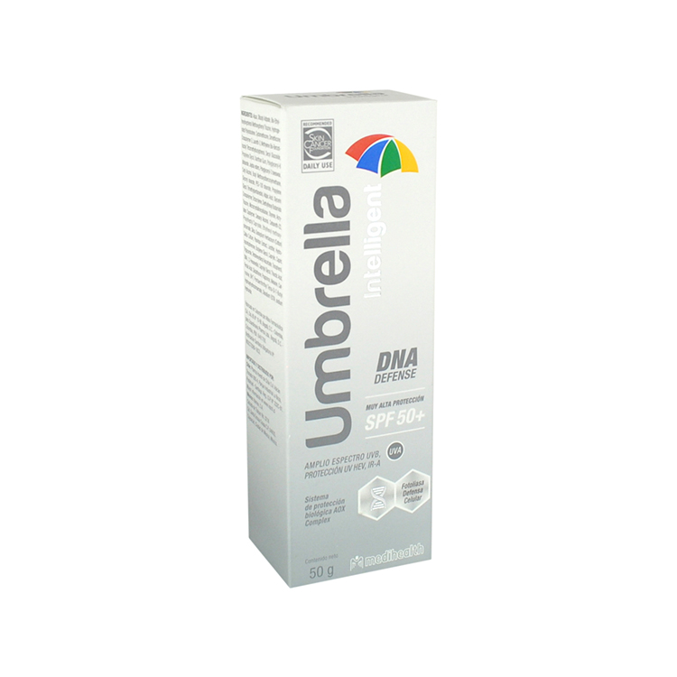 UMBRELLA INTELLIGENT SPF50+50G