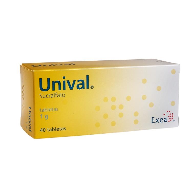UNIVAL 1G TAB C40
