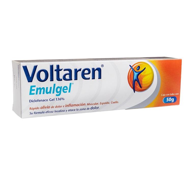 VOLTAREN EMULGEL 1 16% 50G