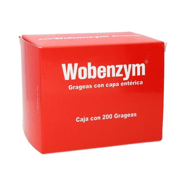 WOBENZYM GRAG C200
