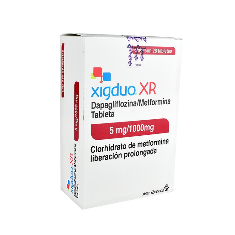 XIGDUO XR 5/1000MG TAB C28