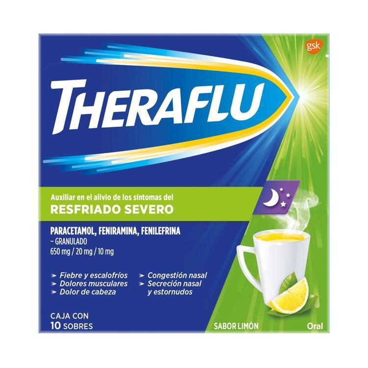THERAFLU EX VDE SBR C10