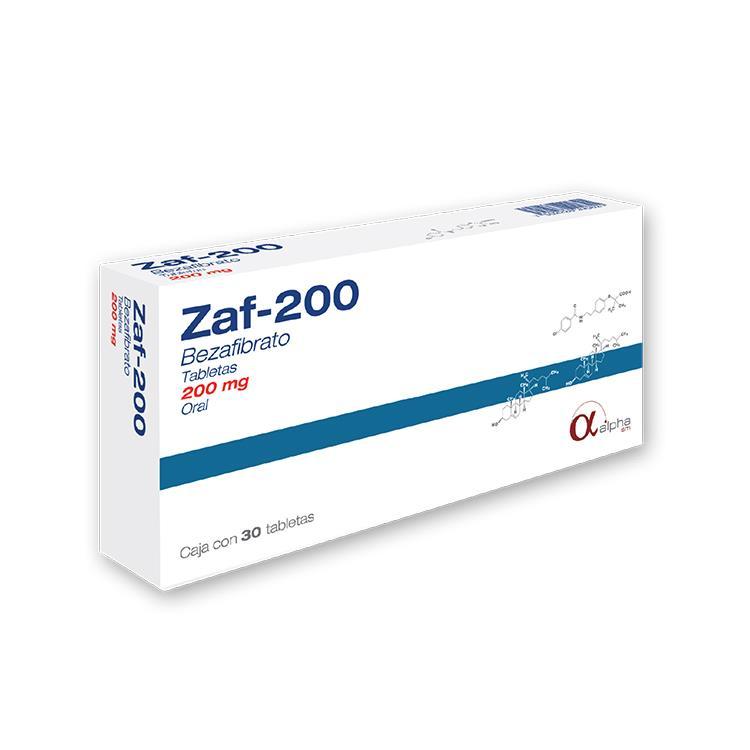 ZAF 200 200MG TAB C30