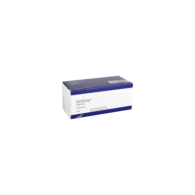 ZELMAC 6MG CPR C60
