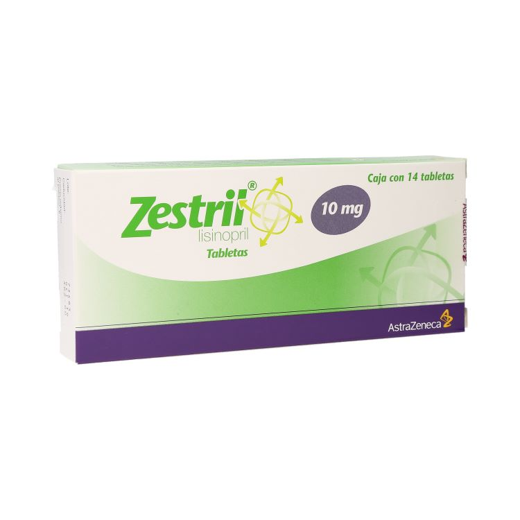 ZESTRIL 10MG TAB C14