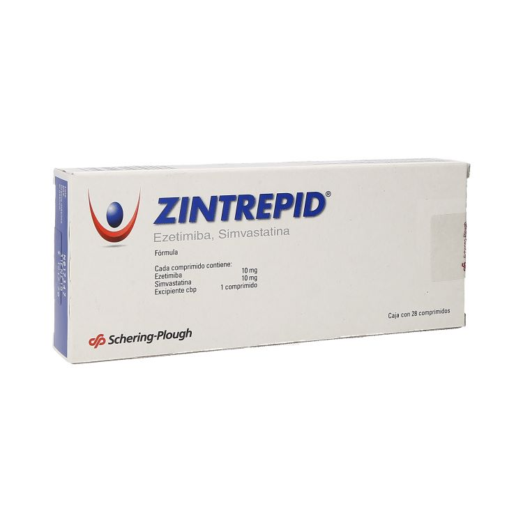 ZINTREPID 10/10MG CPR C28