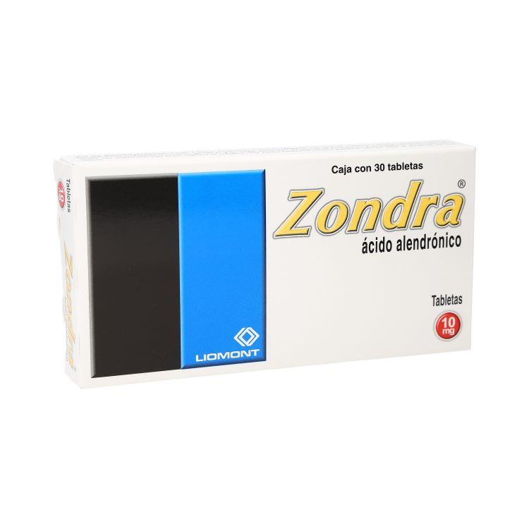 ZONDRA 10MG TAB C30