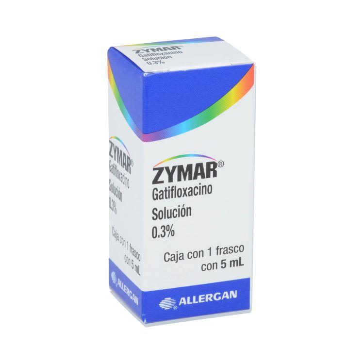 ZYMAR 0 3% GTS 5ML