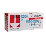 ZOLTUM 40MG CPR C14 PAQ C2