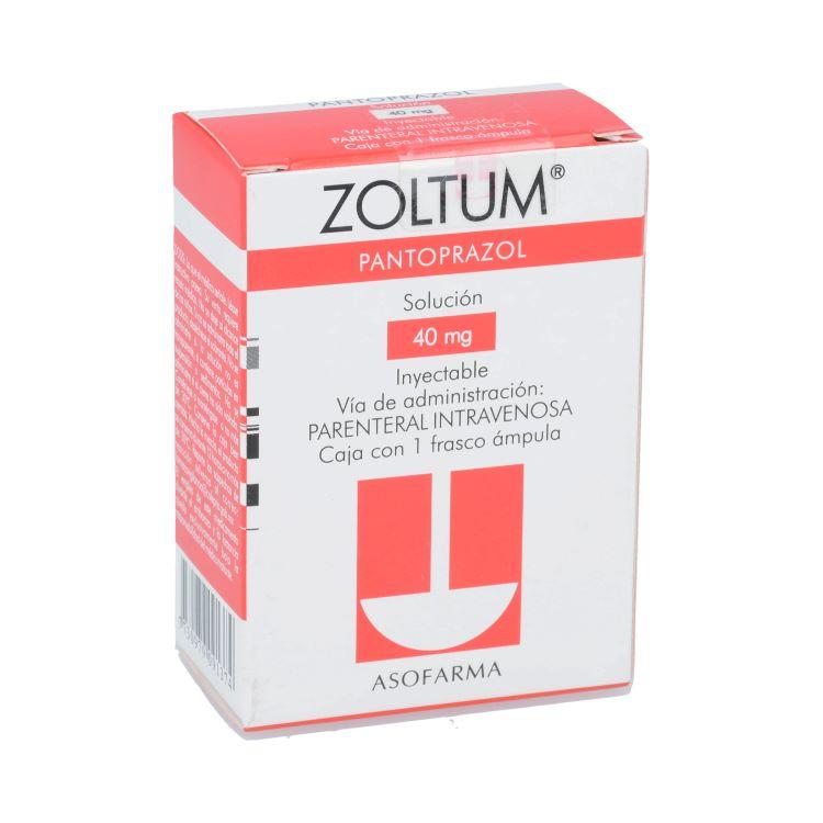 ZOLTUM INY IV 40MG AMP C1