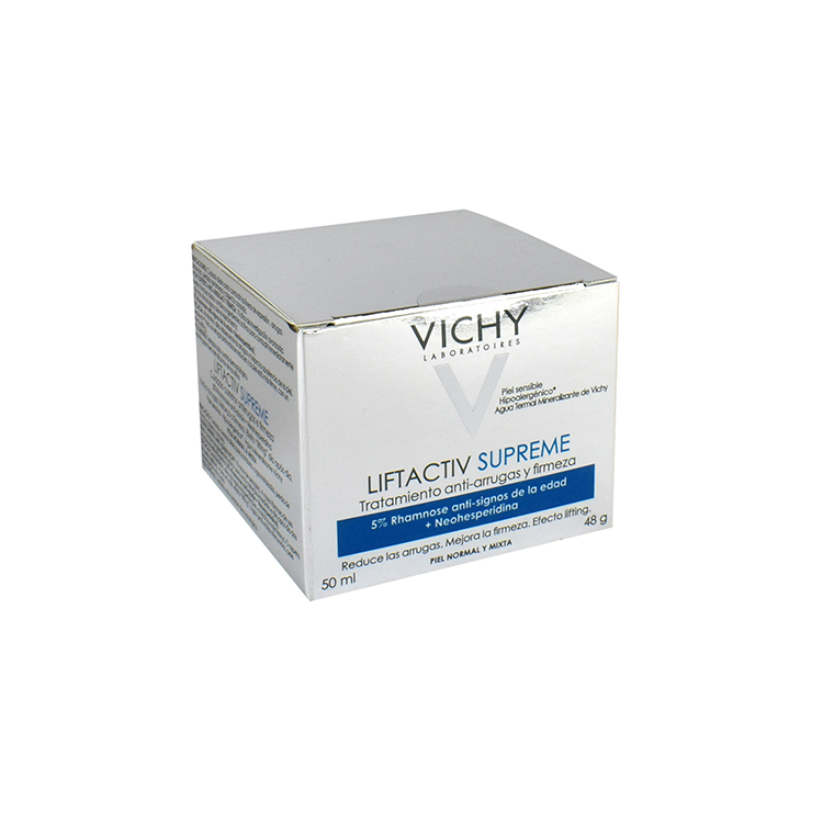 Vichy Liftactiv Supre Anti-Arrugas 1 Botella 50 Ml