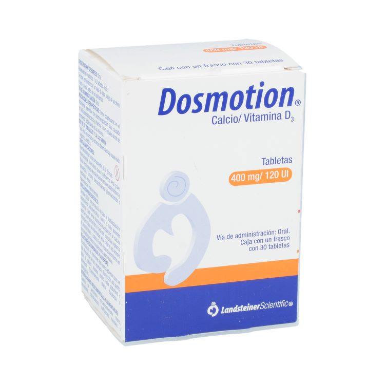 DOSMOTION 3D 400/120UI TAB C30
