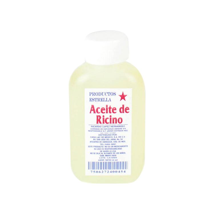 ACEITE RECINO 50ML