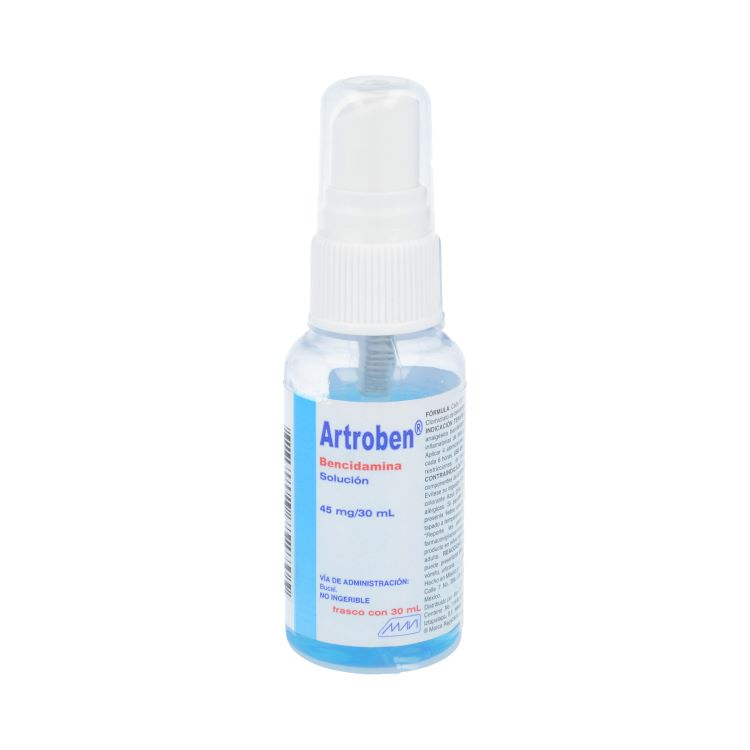 ARTROBEN SPRAY 45MG 30ML