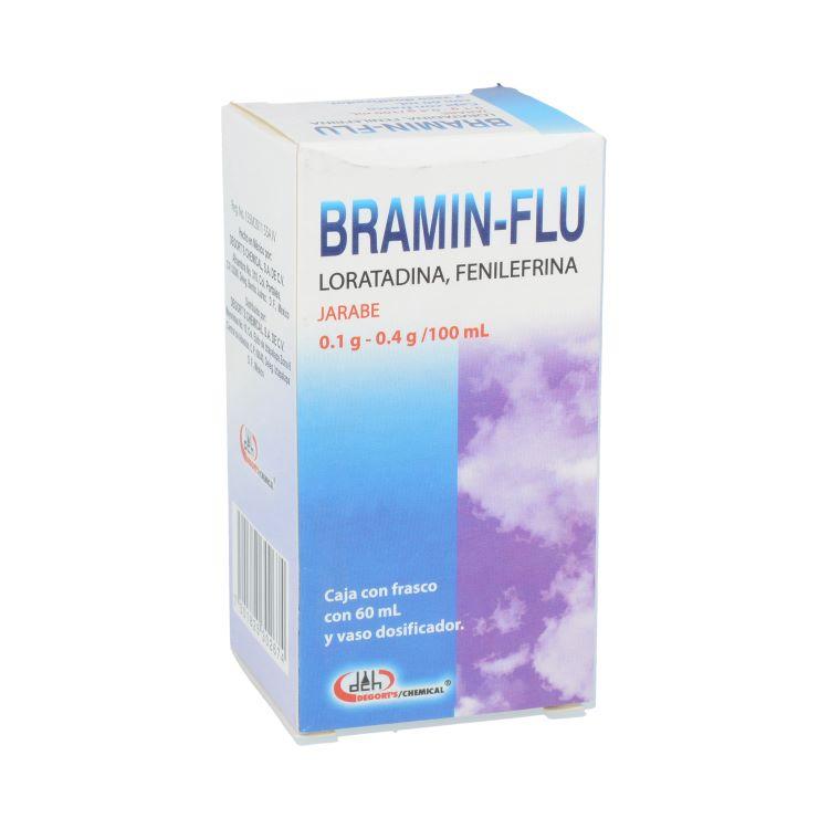 BRAMIN-FLU JBE 60ML