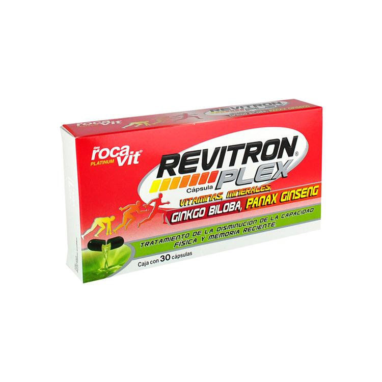 REVITRON PLEX CAPS C30