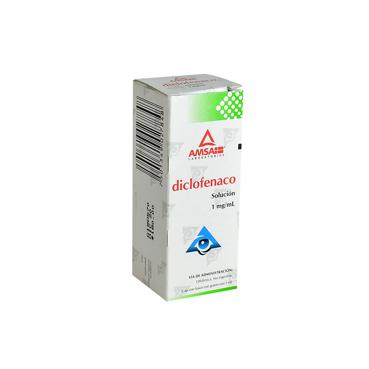 DICLOFENACO 1MG GTS 5ML