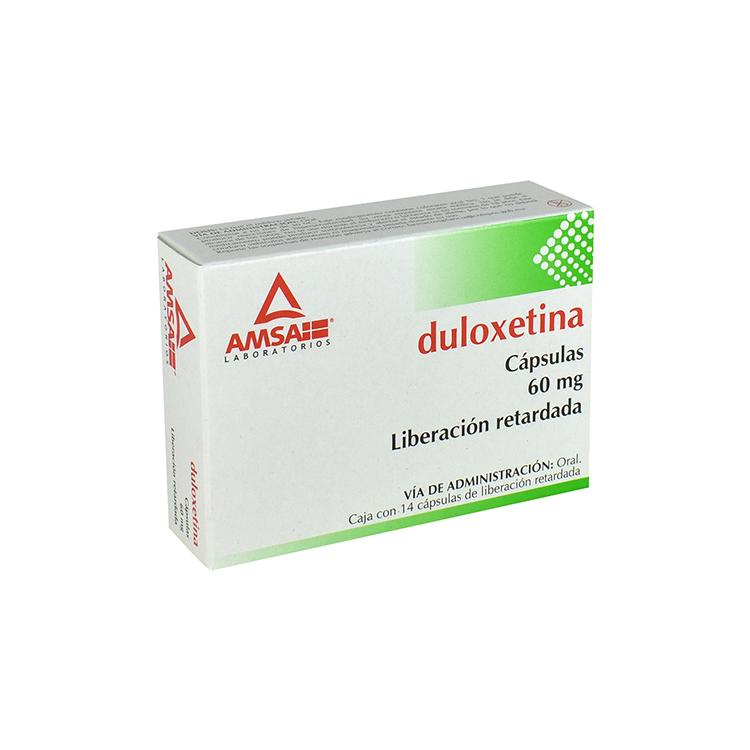 DULOXETINA 60MG CAPS C14