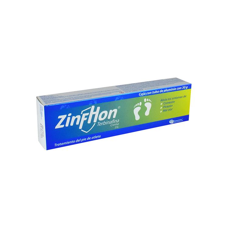 ZINFHON 1% CRA 30GR
